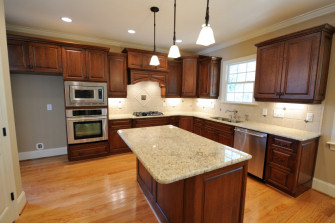 Kitchen remodeler grand blanc michigan